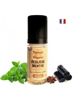 Terroir & Vapeur - Réglisse...