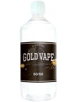 Gold Vape - Base 1L 50/50