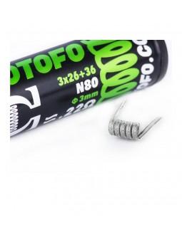 Wotofo - Alien Coils Ni80