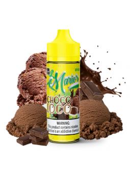 Mario's - Choco Loco 120ML / CHOCOLAT